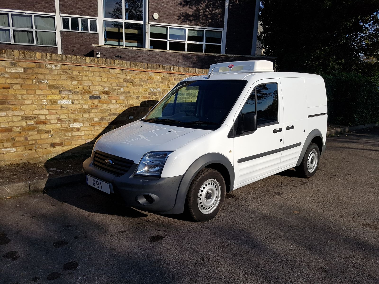 13 Reg Ford Transit Connect T200 Short Wheel Base Chiller