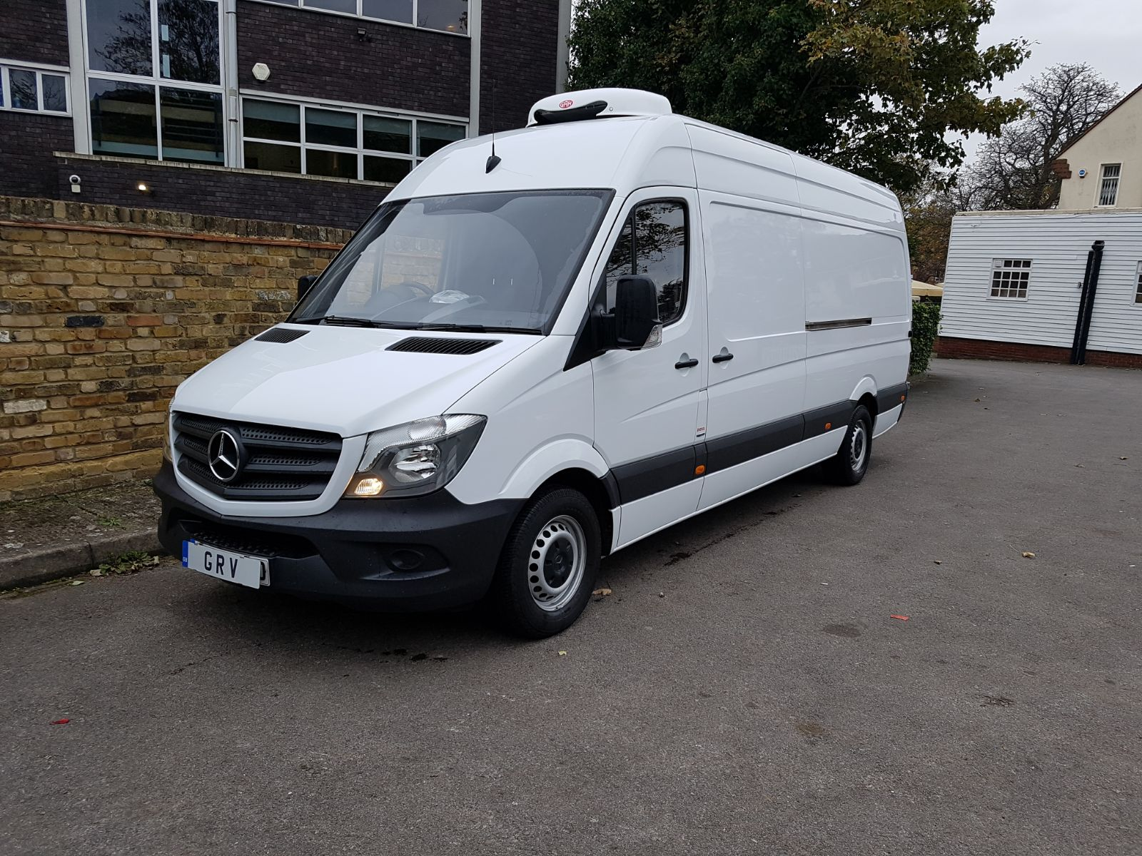 66 Reg Mercedes Sprinter 314cdi Euro Six Long Wheel Base